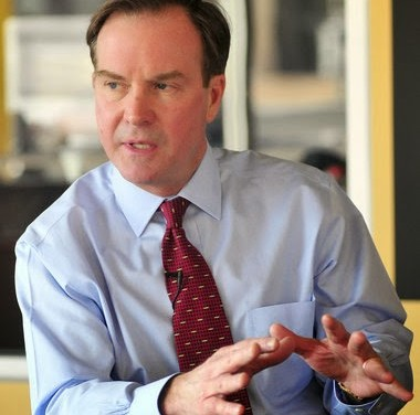 Race for governor: Schuette looks like he's in control
