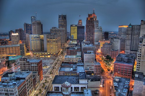 A shift by Millennials to the suburbs could tank Detroit's revitalization
