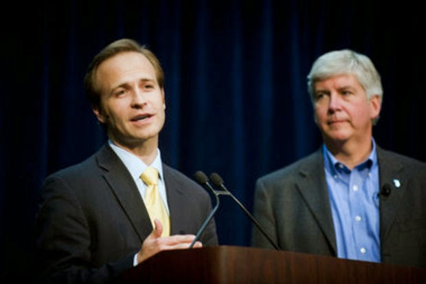 Another ill-advised move: Calley seeks advantage by puffing up Colbeck