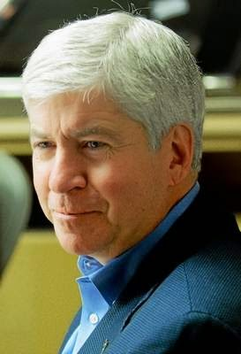 Snyder recall petition authored by anti-Detroit GOP gadfly, not a Flint resident