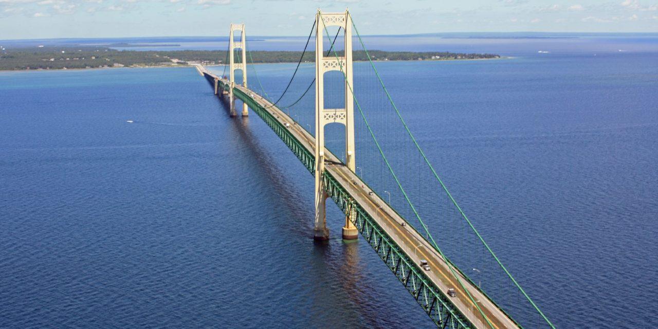 A tangled web: State officials, consultants secretly help Enbridge preserve Mackinac Straits oil pipeline
