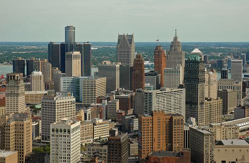 Michigan researchers thrash the 'Detroit comeback'
