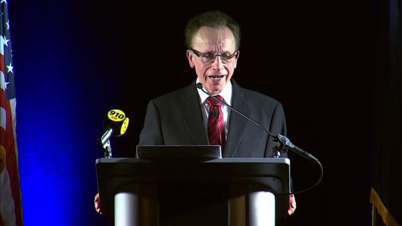 Fouts' newest target: Tape shows crude remarks about battered women