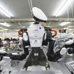 Detroit area leads the nation, by far, in industrial robots
