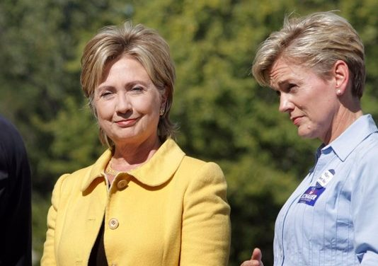 Granholm was among dozens already lined up for Team Clinton