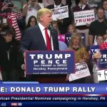 Tonight's Trump 'Christmas Rally' in Michigan will coincide with historic impeachment vote