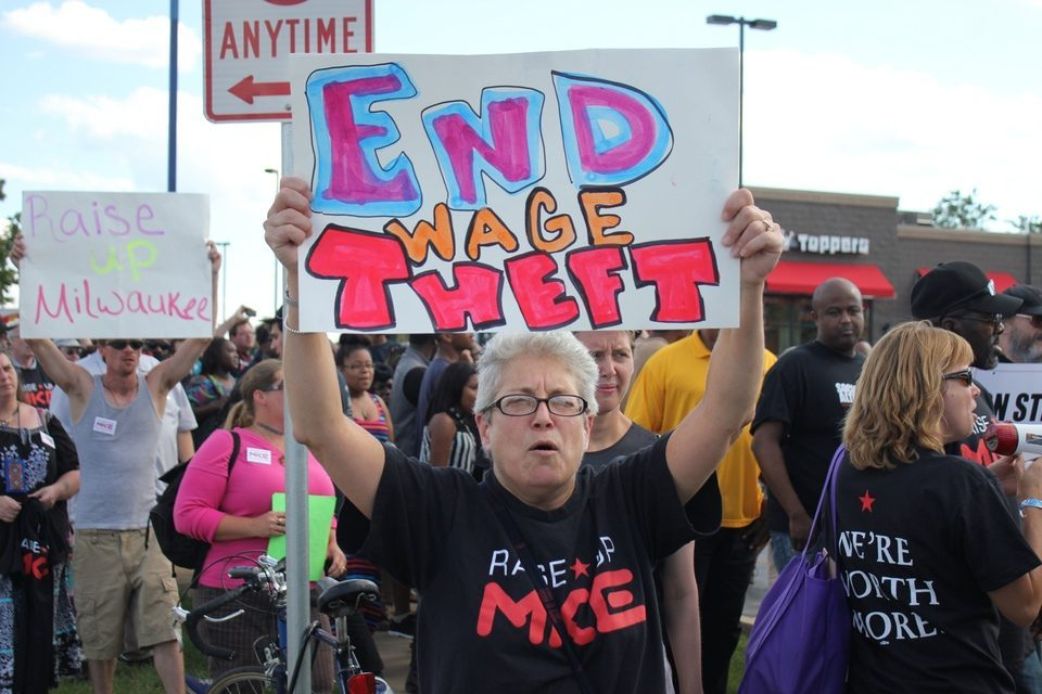 Another Labor Day came and went, but corporate wage theft continues unabated