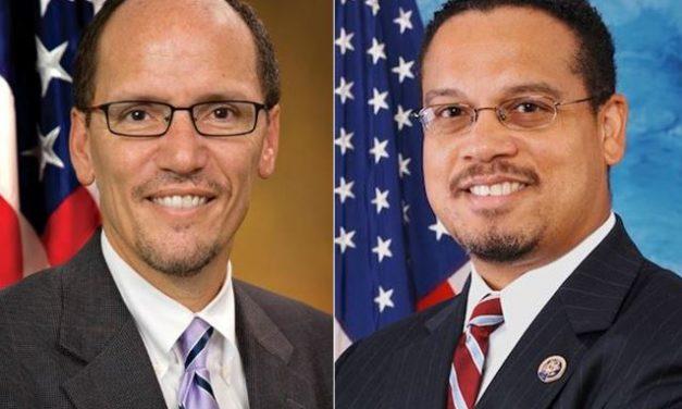Perez, Ellison kick off national Dem unity tour Friday in Warren