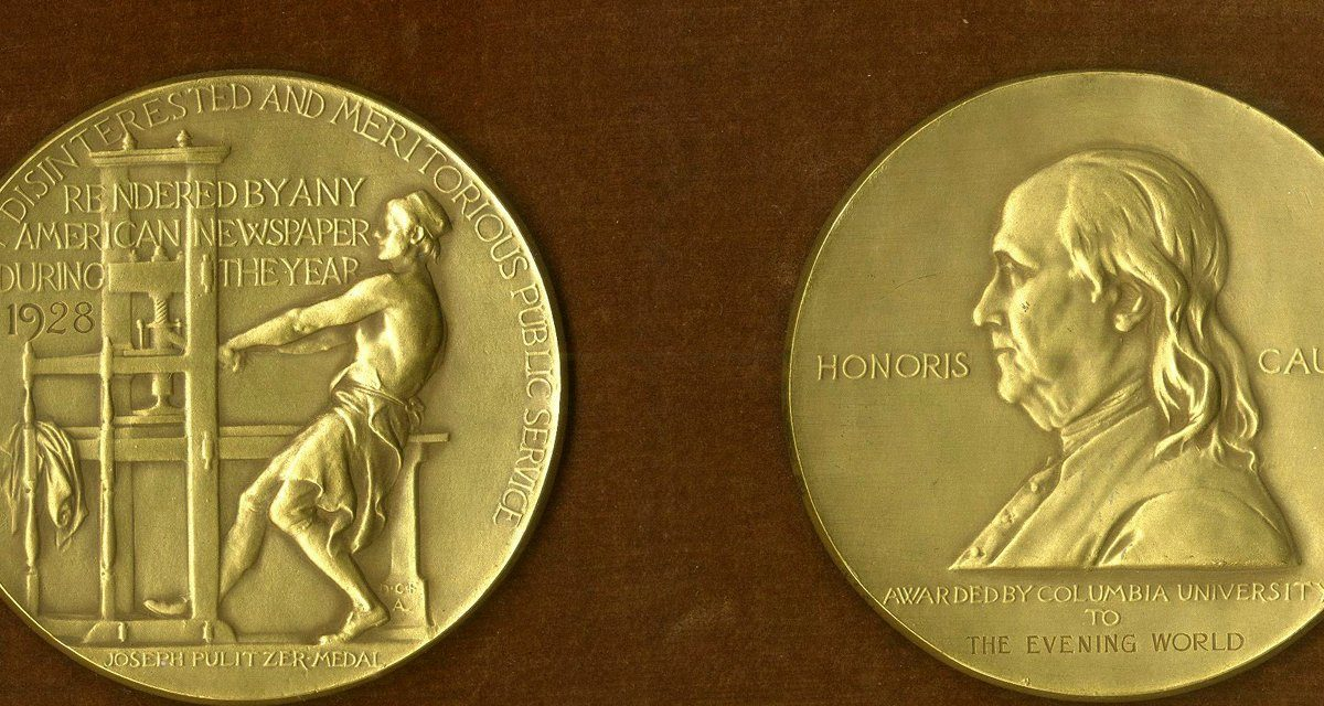 New form of journalism scores big win for top Pulitzer Prize