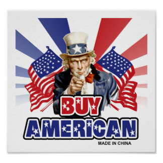 'Buy American' gets trumped by the almighty dollar