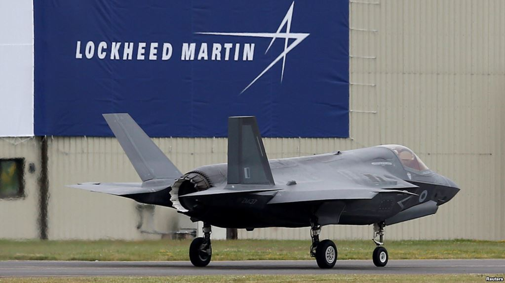 Contracting giant Lockheed looks to Macomb's defense corridor