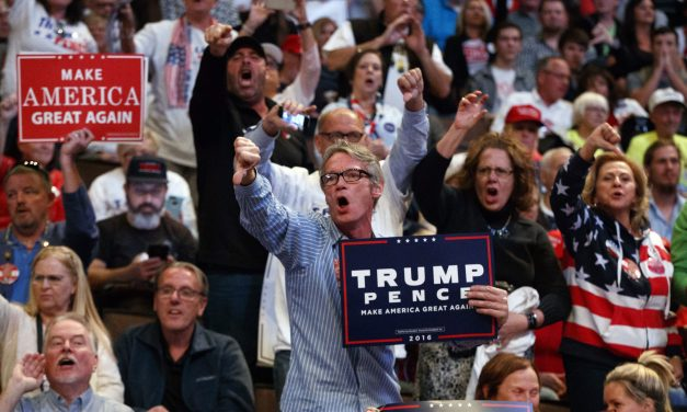 Trump presides over the political 'Age of Disruption'