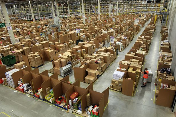 Amazon gets $15 million from taxpayers to build Macomb County facility