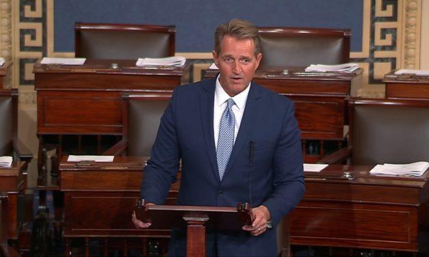 Oct. 24, 2017: Jeff Flake's retirement speech to the Senate