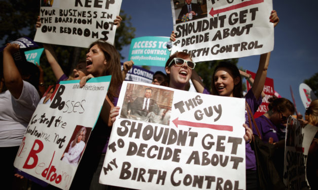How is it that birth control remains a contested issue in 2017?