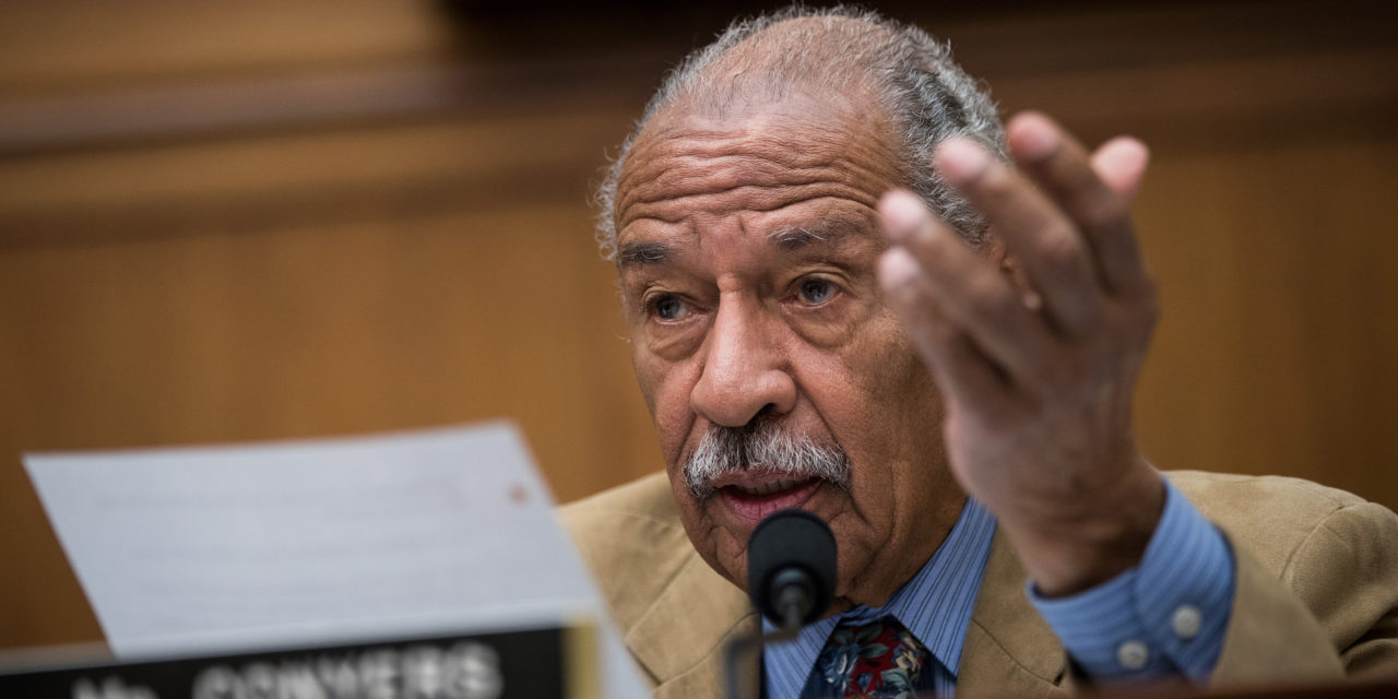 People in Detroit don't care about the Conyers sex scandal