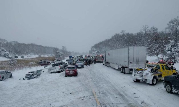 5 Mich. counties among worst in U.S. for fatal crashes in snow