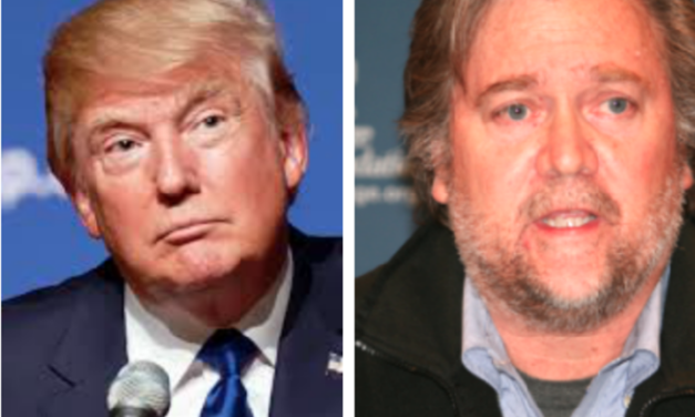 Have Michigan, Macomb Republicans sided with Bannon, or Trump?