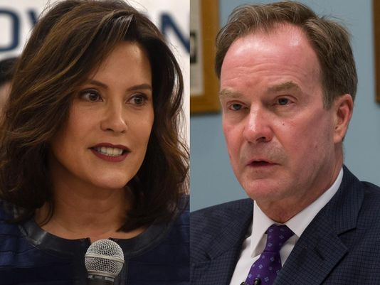 Schuette unloads the first of his anti-Whitmer campaign attacks