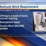 Work requirement for Medicaid could be big issue in 2018 election