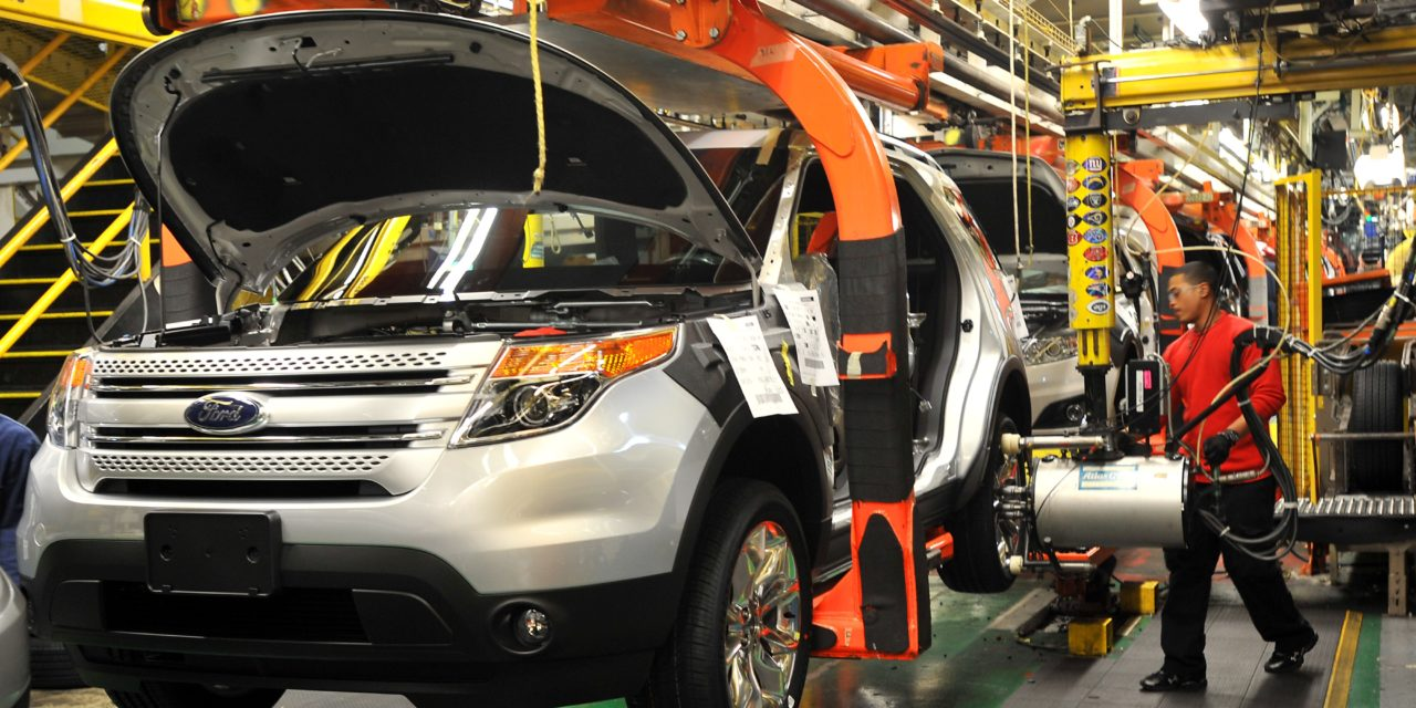 Trump's trade deal could be good news for Michigan auto industry
