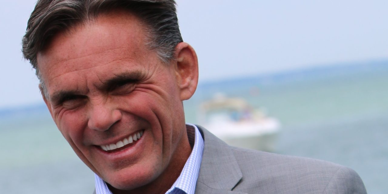 Democrat Hackel backs GOP candidate to replace Spranger