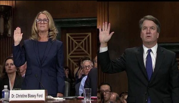 Unhinged tribalism of Democrats, Republicans – years in the making — on full display in Kavanaugh fight