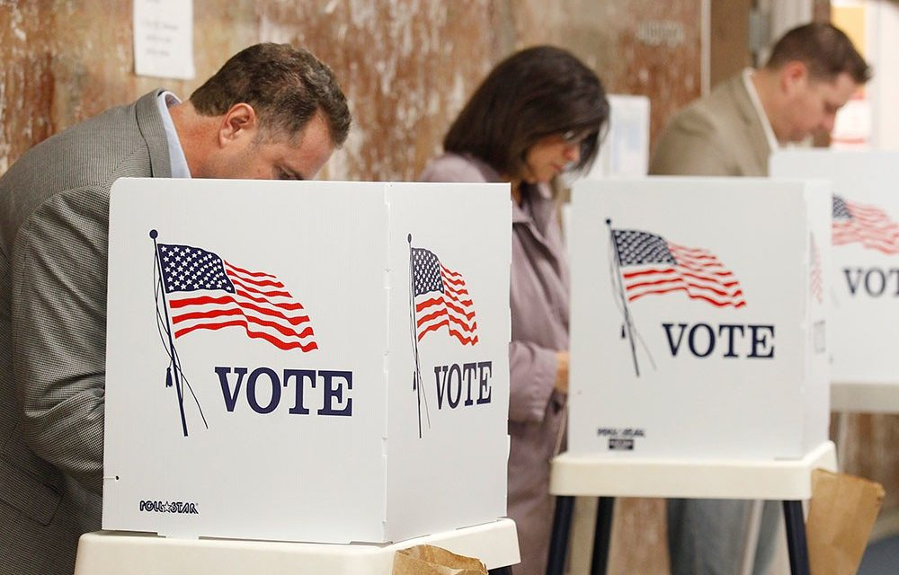 Monumental midterm election shapes up for Tuesday