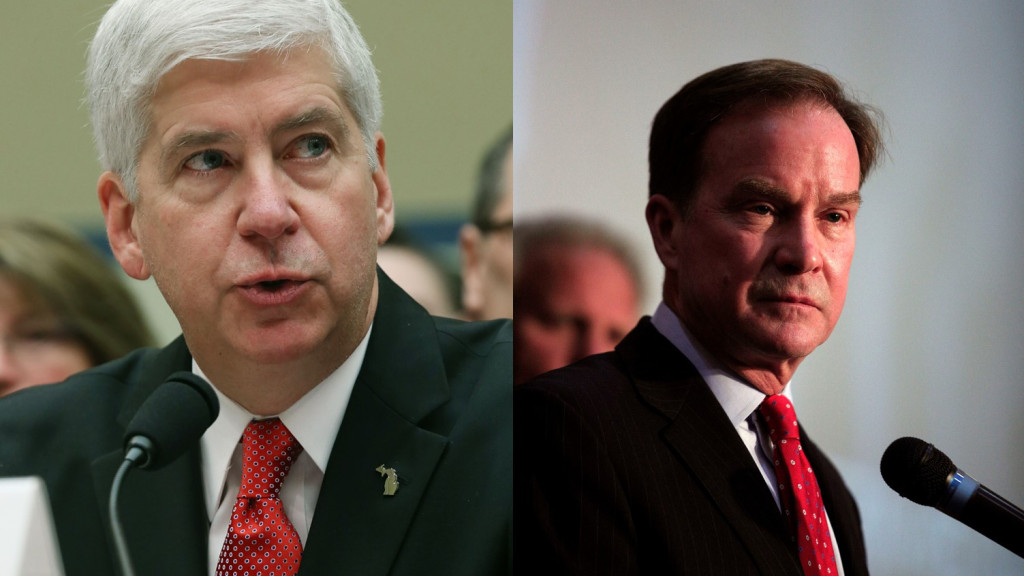 GOP grows increasingly irritated with Snyder's refusal to play ball