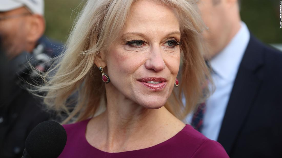 An omen? Conway unable to attend Mich. GOP rally due to 'aircraft malfunction'