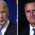 What's this? GOP consultant calls for Biden-Romney ticket in 2020
