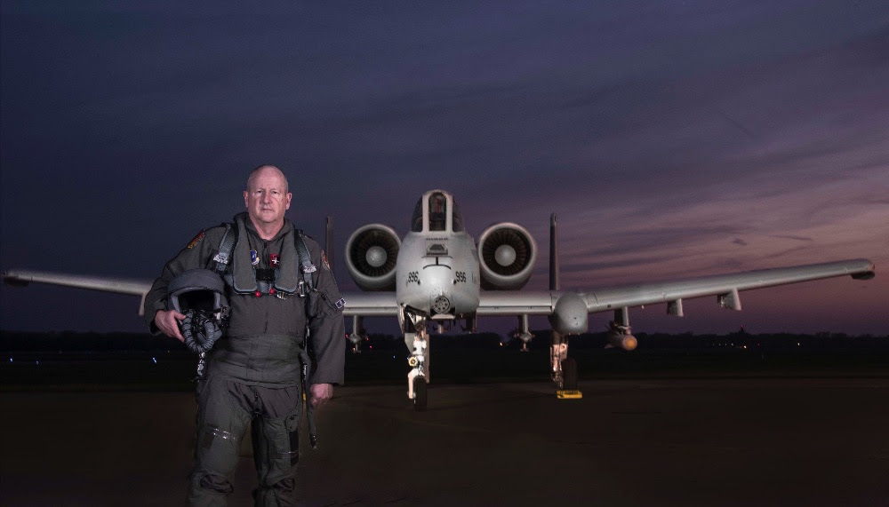 Former Selfridge base commander eyes congressional seat