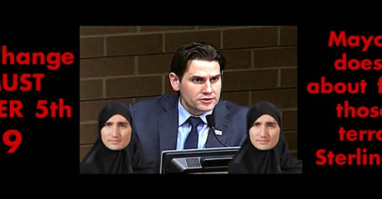 Anti-Muslim racism alive and well on Election Day in Sterling Heights