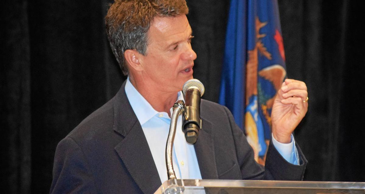Ex-congressman from Michigan says fear of Trump dominates GOP