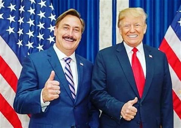 """Michigan GOP turns to 'My Pillow Guy"""" to lure Trump voters"""