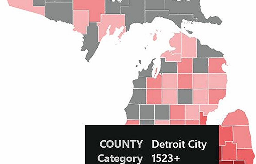 Let this sink in: Detroit area has more covid deaths than 43 states