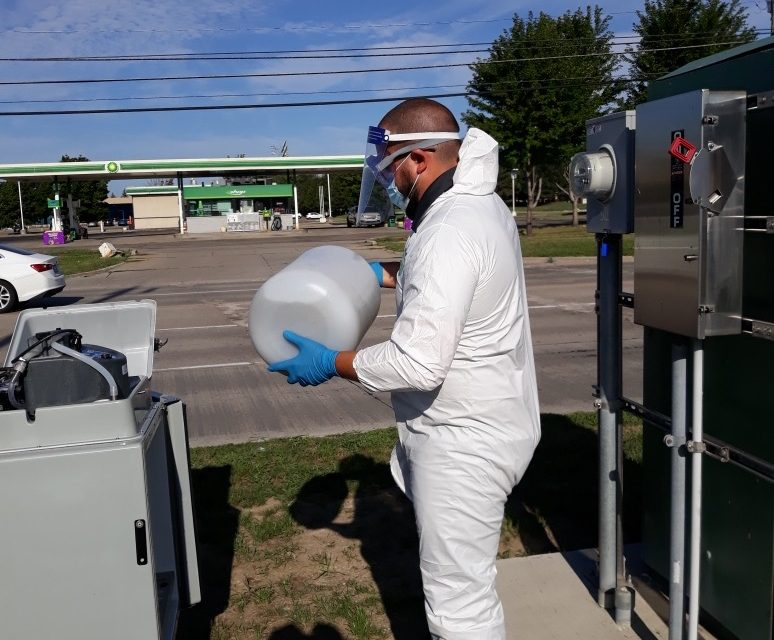 Ahead of the curve, Macomb County Public Works testing sewage for coronavirus concentrations
