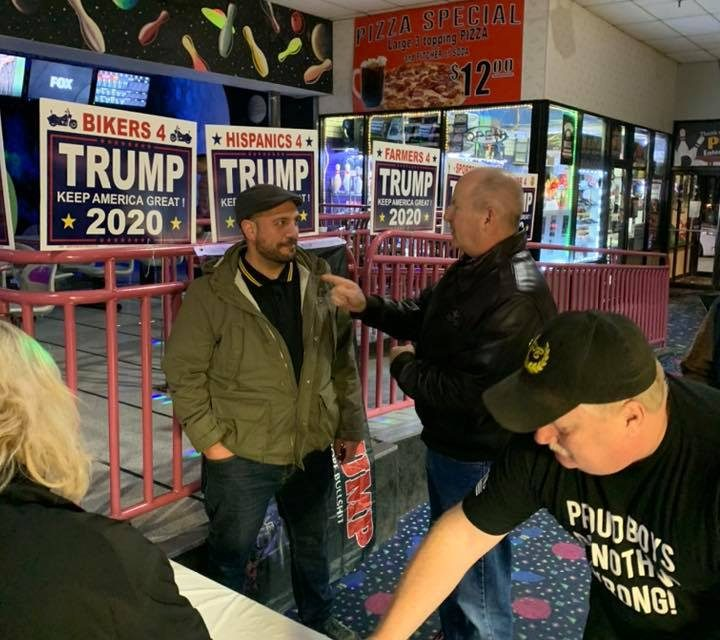 Proud Boys enjoy acceptance in some Macomb County political circles
