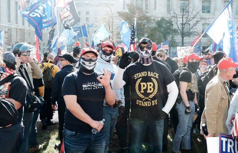 Just a reminder: Proud Boys have plenty of support in parts of Macomb County