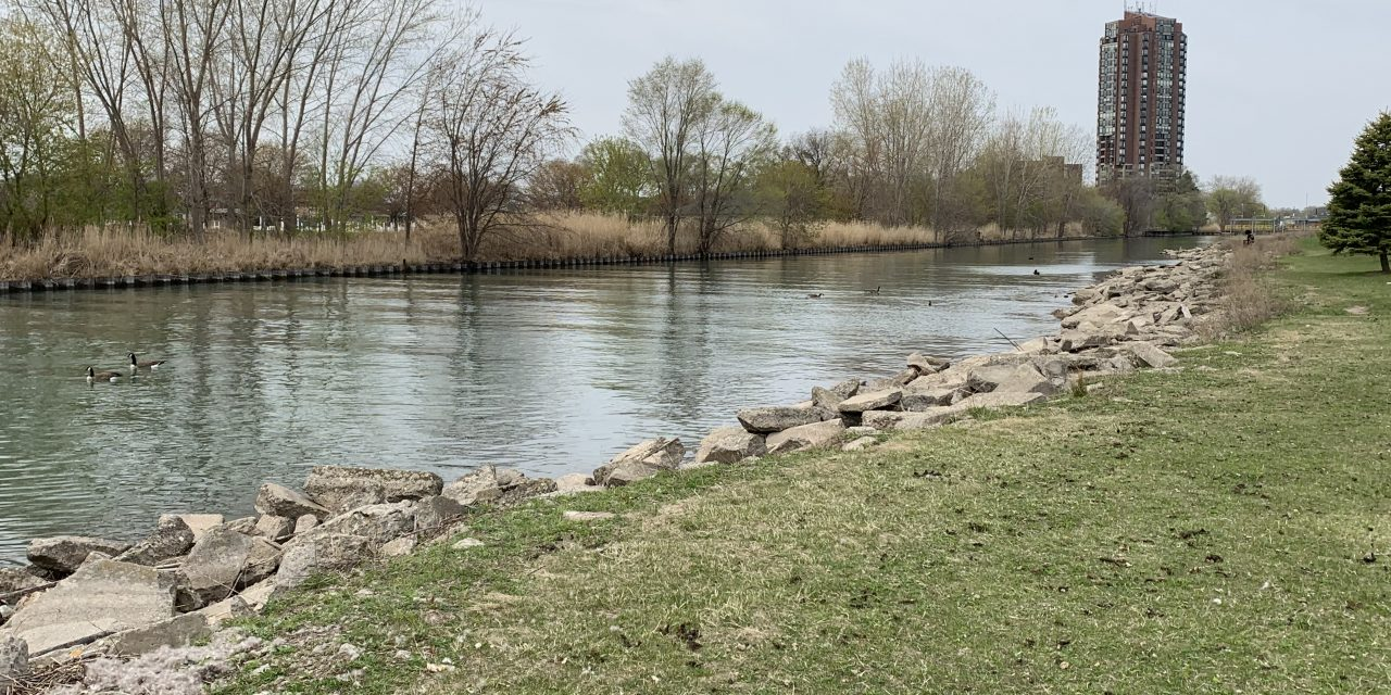 'A very big deal' – project will significantly reduce sewage overflows into Lake St. Clair